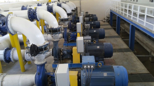 افزایش انتقال آب از خط کوثر به استان بوشهر