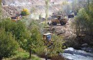 آزادسازی و ساماندهی۲۶۳ هکتار از اراضی بستر و حریم رودخانه های استان خراسان رضوی