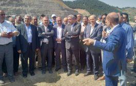 اردکانیان: باید از تهدیدهای تحریم برای کشور فرصت بسازیم/ آبگیری سد نرماب تا پایان سال ۹۸