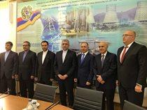 اجرای به موقع خط سوم انتقال برق در ارمنستان/ بررسی پروژه های نیمه تمام بین دو کشور