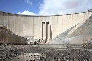 تنها نیروگاه برقآبی اصفهان از مدار خارج شد