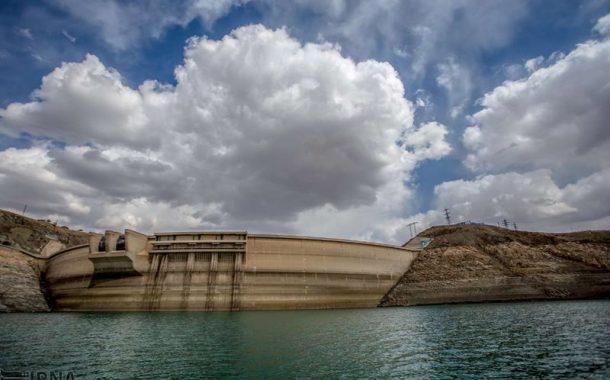 ۱۰۴ سد بزرگ کشور کمتر از ۴۰ درصد آب ذخیره شده دارند/ کاهش ۲۷ درصدی ورودی آب به مخازن سدهای کشور