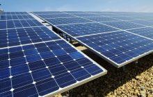 عملیات احداث نیروگاه خورشیدی ۱۰۰ کیلوواتی آبفای قم آغاز شد