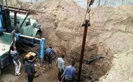 صرفهجویی ۱٫۵ میلیون متر مکعب آب با انسداد ۳۲ حلقه چاه غیرمجاز در مشهد
