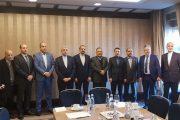 دیدار وزیر نیرو با اعضای شورای تجاری ایران و روسیه