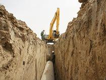 اجرای حدود ۳ کیلومتر شبکه آبرسانی در ۲ شهر استان یزد