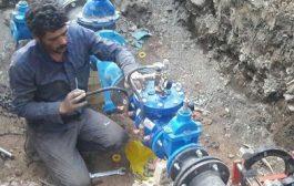 اجرای طرح ضربتی افزایش تولید آب در شهر تربتحیدریه