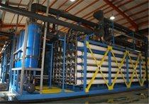 شیرینسازی ۵۰ هزار مترمکعب آب برای روستاهای بوشهر در دست اجراست