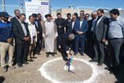 عملیات اجرایی پروژه انتقال آب به شهر بیرجند آغاز شد