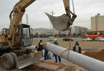 ۶۵ لیتر بر ثانیه به ظرفیت تامین آب شهر کرمان افزوده شد