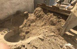 انسداد 11 حلقه چاه غیرمجاز آب در تهران