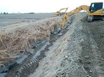 11 کیلومتر از رودخانه شصتکلاته در استان گلستان لایروبی شد
