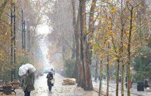 کاهش بارشها کشور را در وضعیت خشکسالی قرار داد