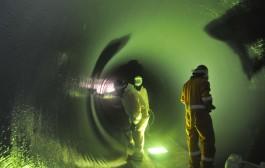 مدیرعامل شرکت فاضلاب تهران خبر داد: آغاز ساخت دومین تونل انتقال فاضلاب در غرب تهران