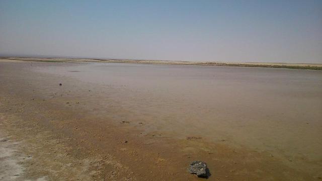آب زایندهرود به سمت تالاب گاوخونی جریان یافت