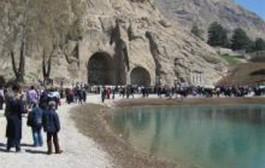 بازگشت مجدد آب به چشمههای چند هزار ساله طاق بستان