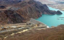 کاهش ۱۸ درصدی حجم آب سد دامغان