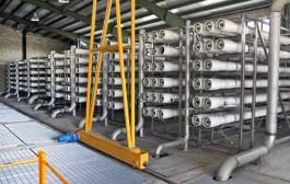 اولین تصفیهخانه شیمیایی آب شرب کشور در شهر بیرجند به بهرهبرداری میرسد