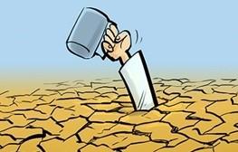 بحران آب در خراسانجنوبی