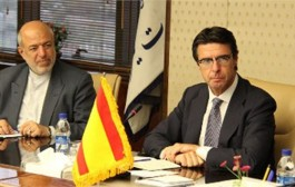 اسپانیاییها در زمینه مدیریت مصرف آب و انرژیهای نو به یاری ایران میشتابند
