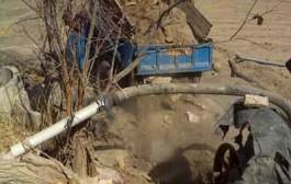 بحران آب در دشت فلاورجان استان اصفهان