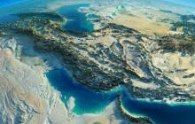زیباترین عکس ناسا از ایران