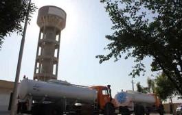 تانکرهای جدید آبرسانی بوشهر به خط شدند+ تصاویر
