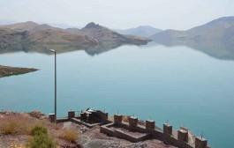 ۲۴ میلیونمتر مکعب آورد سدهای استان کرمانشاه