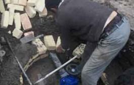 فرسوده بودن تاسیسات آبرسانی در روستاهای همدان 