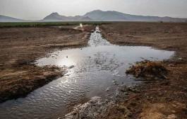 اتلاف ۹۵ میلیارد مترمکعب آب زیرزمینی در ۱۷ سال