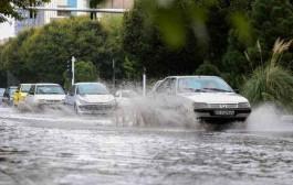 دفع آب های سطحی آستانه ، یکی از شاهکارهای عمرانی شهرستان بود