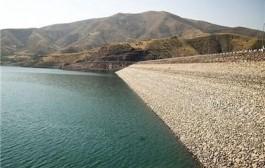 افزایش ۱۰۴ درصدی حجم آب سدهای گلستان