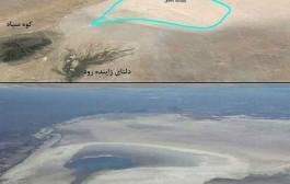 دریاچه ارومیه به وضعیت قبل خود برنمیگردد
