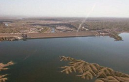 آبرسانی جهادنصر به ۱۰۰۰ هکتار از اراضی عینخوش