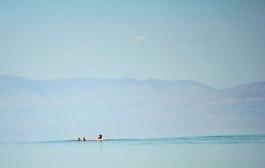 مساحت آبی دریاچه ارومیه ۵برابر شد
