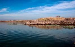 تثبیت سطح تراز آب دریاچه ارومیه پس از ۱۵ سال