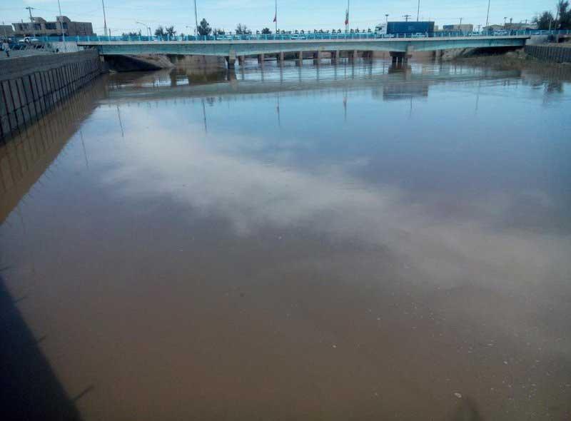 حذف دایک مرزی، موانع ورود آب به هامون را برمیدارد