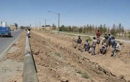 خط انتقال آبرسانی طالقان به پایتخت چگونه در تعطیلات عید تعمیر شد؟