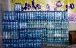 وقتی مایع حیات مایه دردسر می شود/ افزایش فروش آب معدنی در خرم آباد