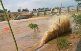 وضعیت آب مناطق سیل زده تحت کنترل قرار دارد
