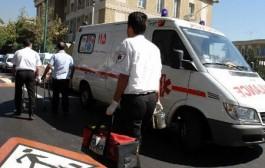 گاز فاضلاب جان ۲ کارگر آبفا در خرمشهر را گرفت