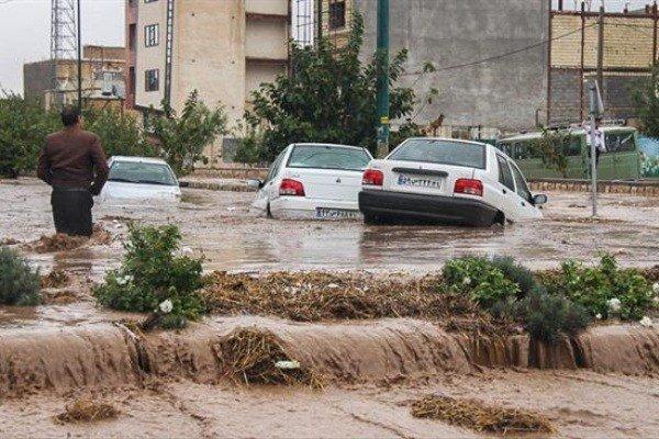 احتمال آب گرفتگی معابر و طغیان رودخانهها در ۵ استان کشور