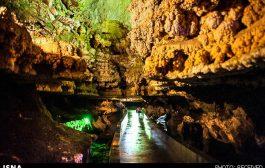افزایش بازدیدکنندگان خارجی از بزرگترین غار آبی جهان