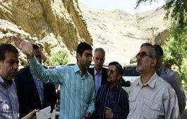 نگرانی استاندار از انتقال آب سد کرج و لطمه به زیبایی جاده چالوس