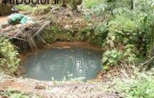 نکاتی درباره استفاده ازآب چاه یا چشمه و یا مخازن آب