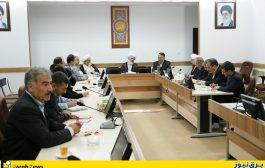 تشکیل شورای هماهنگی مدیران صنعت آب وبرق زنجان با حضور مشاور وزیر