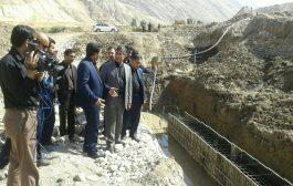 مدیر عامل شرکت آبفا لرستان: ۱۳ میلیارد برای خط انتقال آب شرب پلدختر از بستر رودخانه کشکان نیاز است