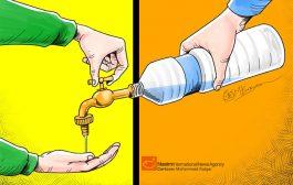برنامه وزارت نیرو برای اعطای تجهیزات کاهنده مصرف آب به مردم