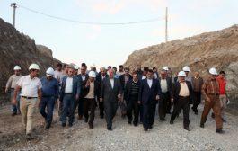 وزیر نیرو: انتقال و شیرین سازی آب خلیج فارس از طرح های شاخص در صنعت آب است