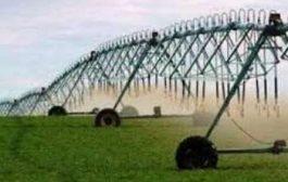 ورود سیستم آبیاری نوین به کشور با کمک چین